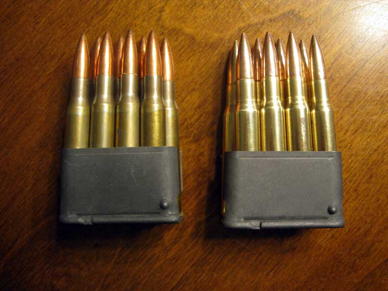 CMP .30-06 Ammo pictures.