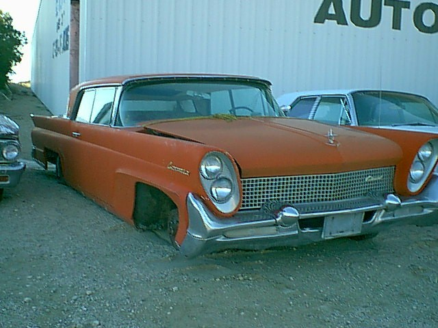 ford usa 1959 fairlane 500 galaxie 2door hardtop coupe - the ...