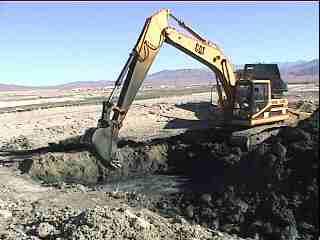Gem & Mineral Society: Digging up the Mud
